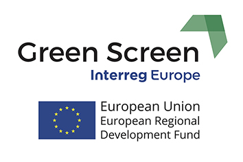 logotype Green Screen